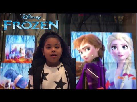 *Frozen 2 TOYS' Disney Store Toy Hunt!! All New Toys #frozenfan