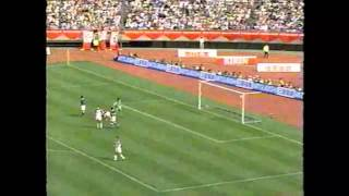 Japan 1  Yugoslavia 0 Kirin Cup 1996