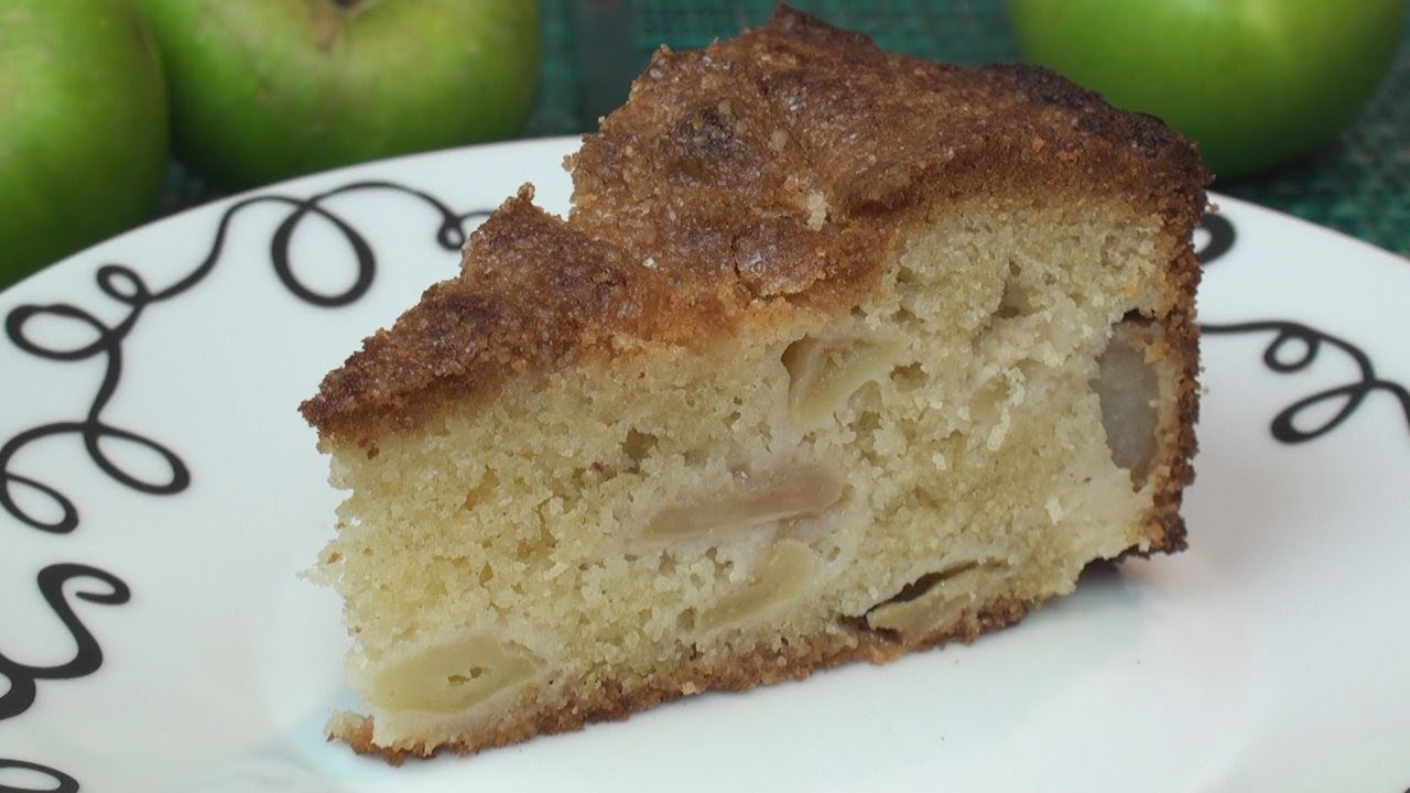 Borset Apple Cake