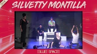 Blue Space Oficial - Silvetty Montilla - 04.08.18