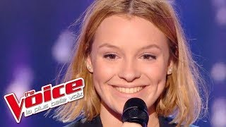 Alain Bashung – La nuit je mens | Hélène Siau | The Voice France 2017 | Blind Audition