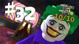 Road To Arkham Knight - Lego Batman 2 Gameplay Walkthrough -  Part  32 Theatrical Pursuits Free Play