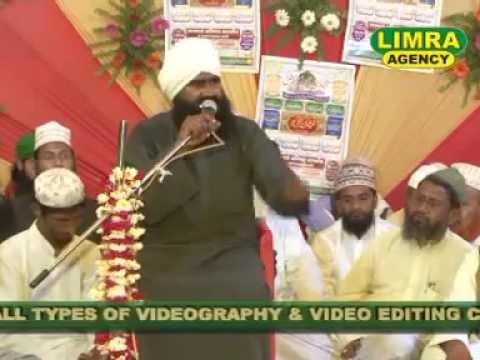 Maulana Mufti Imran Hanfi Muradabadi Part 2 Tajdar e Ambiya Conference 4 2015 HD India