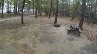 Santee State Park Lakeside Campground