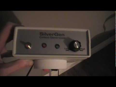 Silvergen Ionic Colloidal Silver Generator