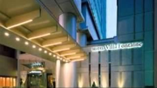 Hotel Villa Fontaine Roppongi Tokyo