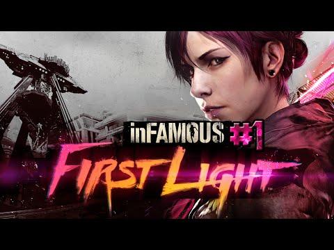 inFamous: First Light DLC #1 | FETCH | PS4 1080p HD Português/PT