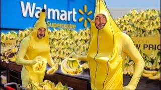 Download Buying ALL The Bananas.. AS Bananas! Mp3 and Videos
