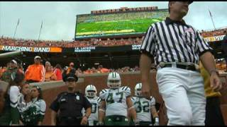 Emmy Award Winning 2009 Week 4 and 5 Ohio Football Motivational Video vs Tennessee and Cal Poly
