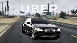 uber drivers in gta 5