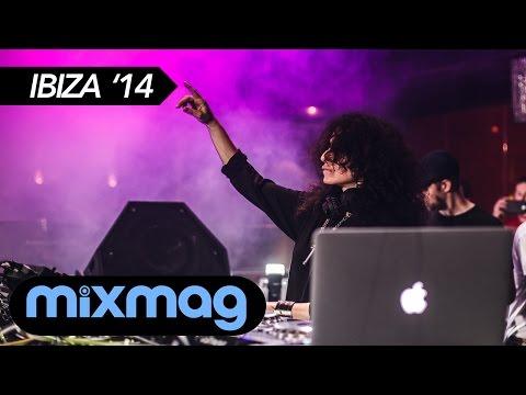 NICOLE MOUDABER DJ set at Music Is Revolution, Space, Ibiza