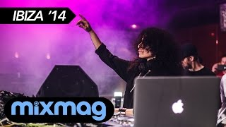 NICOLE MOUDABER DJ set at Music Is Revolution, Space, Ibiza