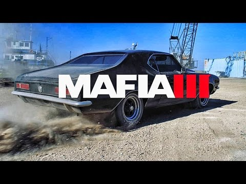 Mafia III in Real Life - Drive Like a Mad Man! In 4K!