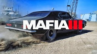 Mafia III in Real Life - Drive Like a Mad Man! In 4K!