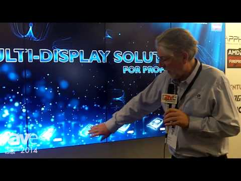 ISE 2014: Sapphire Technology Demos Its Work Station WS9000