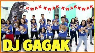 Download Mp3 Entah Apa Yang Merasukimu   Goyang Salah Apa Aku   - Dj Gagak / Choreography By