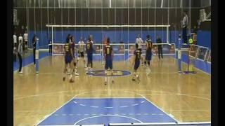 Luiz Roque - Barcelona FCB x Palma Mallorca Volley  Season 09.10_0001.wmv