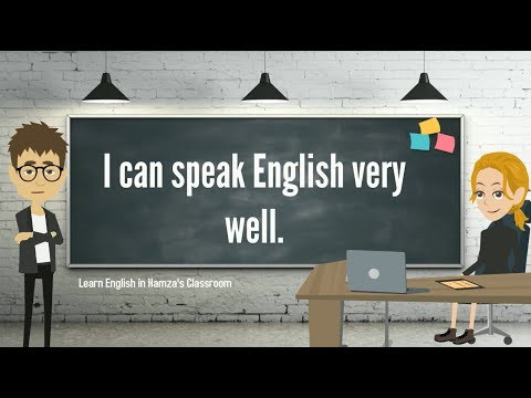 Basic English Lessons - 34 - Speaking English Fluently - Common Daily Expressions