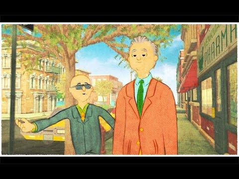 "Paul Shaffer – ""Happy Street"" ft. Bill Murray [Official Music Video]"