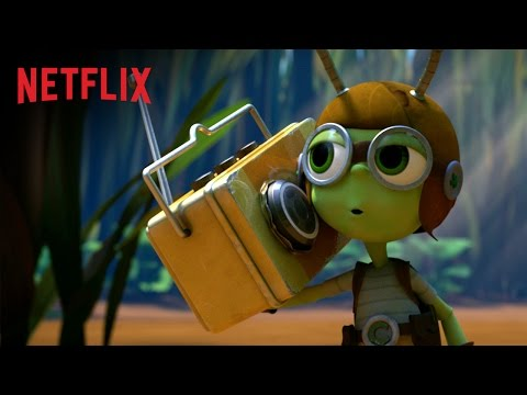 Beat Bugs – Teaser – Kun på Netflix [HD] (Danmark)