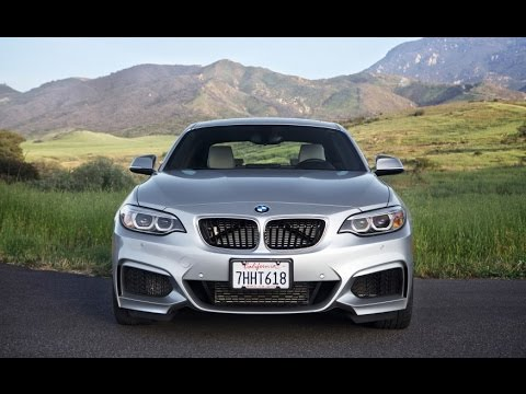 2015 BMW M235i XDrive Review Rendered Price Specs Release Date