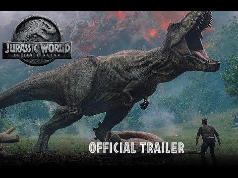 Download JURASSIC WORLD: FALLEN KINGDOM   Official Teaser Trailer   Universal Pictures Canada