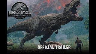JURASSIC WORLD: FALLEN KINGDOM | Official Teaser Trailer | Universal Pictures Canada