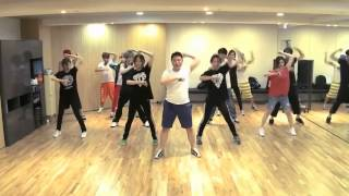 PSY - Gangnam Style mirrored Dance Practice