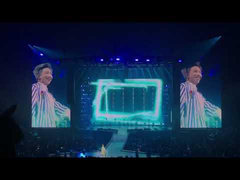 | Fan Cam | Love Yourself Tour LA Concert Day 4 'TRIVIA 承: LOVE' BTS (Kim Namjoon)