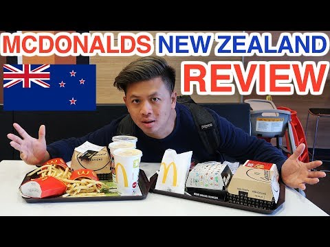 Mcdonalds open christmas day  nz