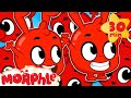 Morphle The Clone - My Magic Pet Morphle | Cartoons For Kids | Morphle TV | Kids Videos