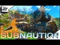Subnautica Gameplay - DRY LAND/ABANDONED SEABASE! S4E7