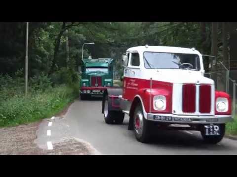 OCV Oldtimer Rit Op De Veluwe 25-06-2016