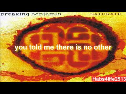 Breaking Benjamin- Water (With Lyrics)
