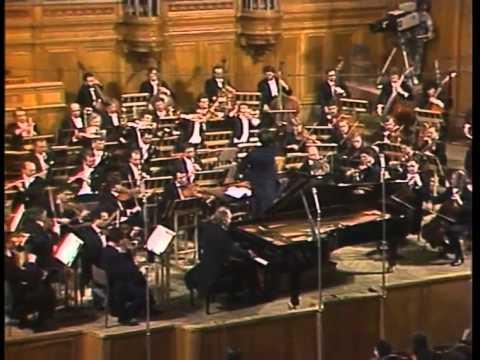 Mark Zeltser plays Prokofiev Piano Concerto no. 2, op. 16 - video 1990