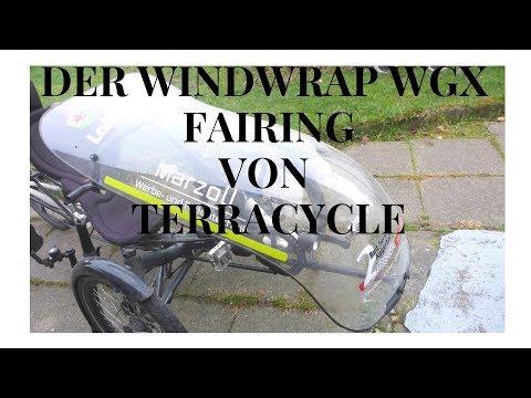 Der Windwrap WGX Fairing Von Terracycle