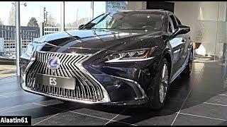 Lexus ES 2019 - 300h President Line NEW FULL Review Interior Exterior Infotainment