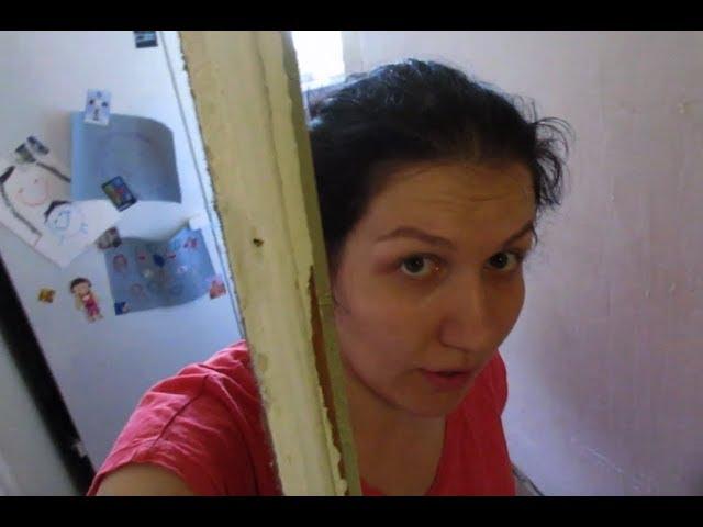 #NewKitchen - 2 - remonto darbai, rastas kandžių lizdas namie / Panevėžys  / Vegan Pipiras