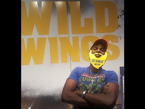 VLOG | Buffallo Wild Wings Blazin' Challenge!