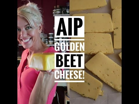 Paleo AIP Cheese- slice it, shred it, melt it, age it!