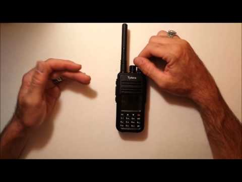 Tytera TYT MD-380 DMR handheld review and programming