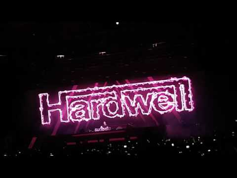 Hardwell Delhi 1st Oct, 2016 - Sunburn