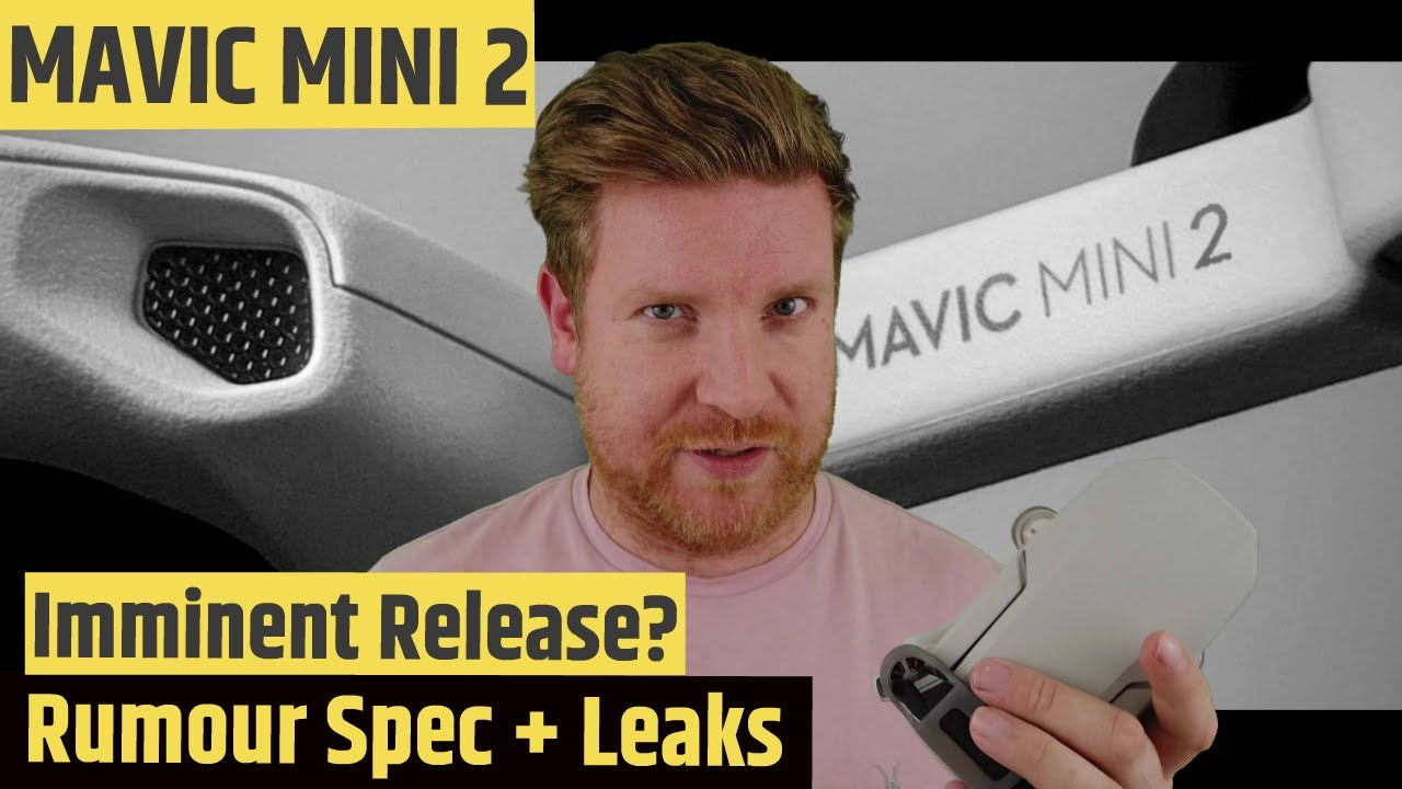 Dji Mavic Mini 2 Leaks Rumours Lastest News Youtube