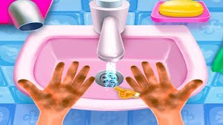 Bubble Party - Crazy Clean Fun Bath Time Kids Game - Fun Educational Learning Game For Kids