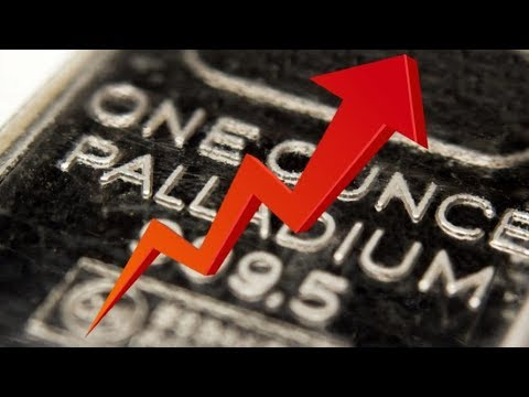 Palladium WON'T STOP Climbing + Rhodium Still Rising as Well