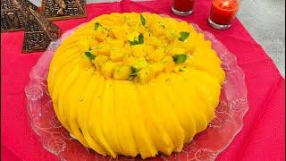 Mango Tres Leches Cake  Three Milk Cake  Tres Leches Cake By Apron On