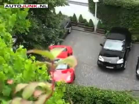 Vật vã đưa siêu xe vào chuồng khamphaxe com