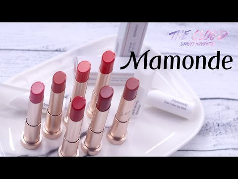 mamonde-true-color-lipstick-swatch-&-review-|-test-thử-son-thỏi-lì-mamonde