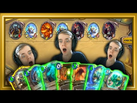 The Most INSANE SWING TURN With This Nutty Druid Deck!