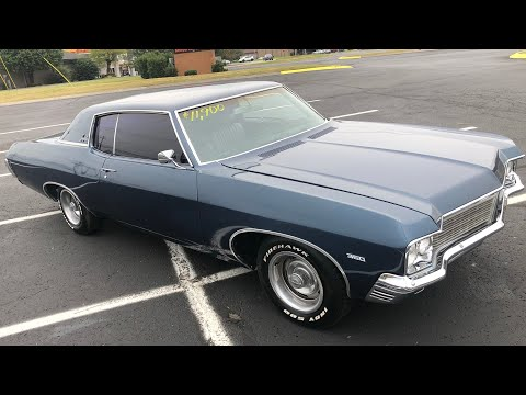 Test Drive 1970 Chevy Impala $11,900 Maple Motors